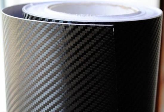 Wrapping-Folie-Carbon-3D-schwarz-Klebefolie-200-x-152-Carbonfolie-Struktur-NEU